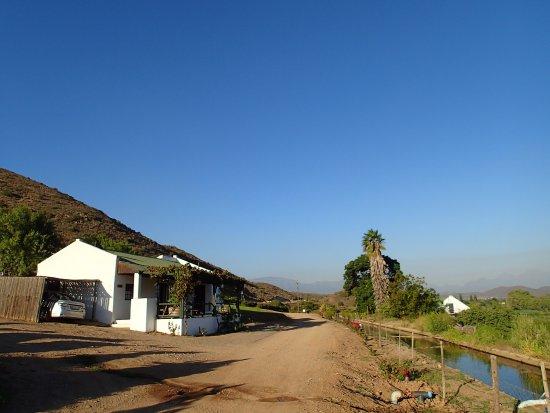 Bonnievale, Sudáfrica: Belvedere Cottage