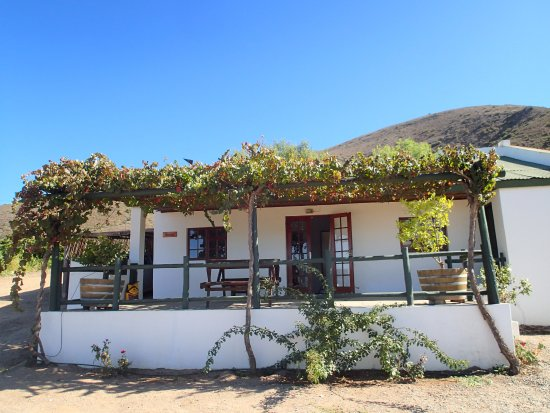 Weltevrede Wine Estate Cottages
