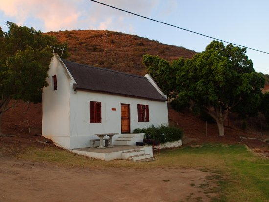 Bonnievale, South Africa: Onse Huisie