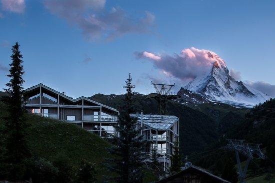 Hotel Matterhorn Focus Rooms