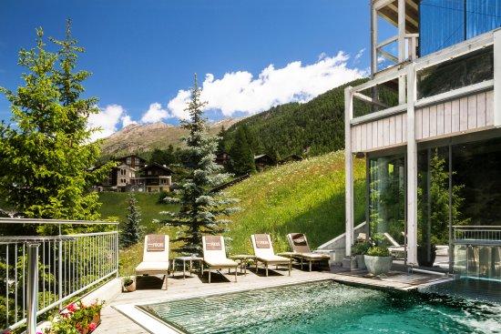 Matterhorn focus design hotel desde s 739 zermatt for Design hotel matterhorn focus