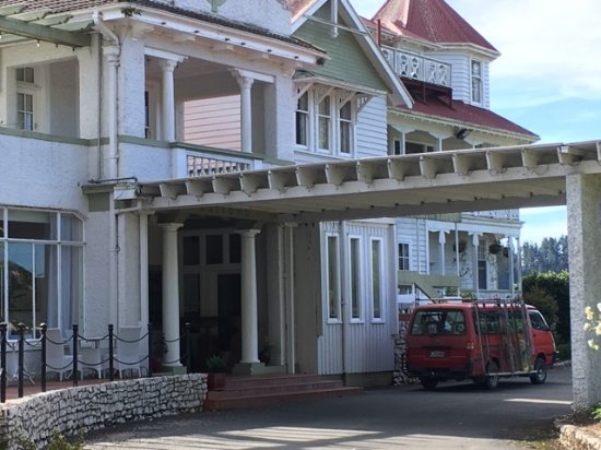 Bilde fra Waitomo Caves Hotel