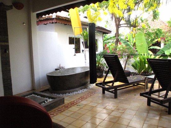 Rambutan Resort - Siem Reap: rooftop area
