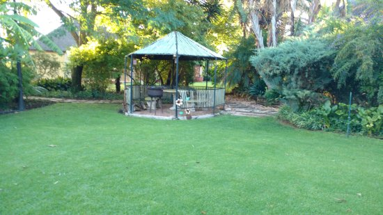 Kududu Guest House: organize your Braai