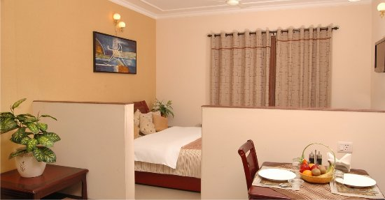 Tree Top Greens Serviced Apartment