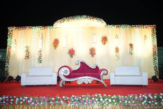 Stage in lawn area picture of cama hotel ahmedabad tripadvisor cama hotel stage in lawn area junglespirit Images