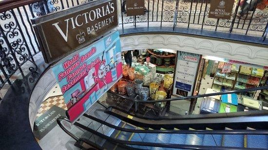 雪梨Victoria's Basement的圖片