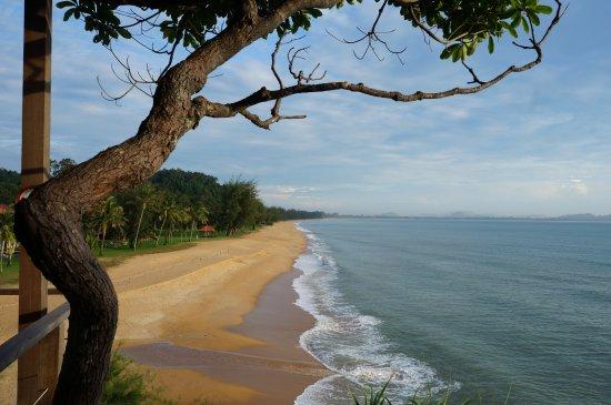 Club Med Cherating Beach: Lovely scenery