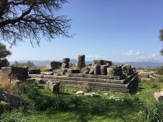 Agrinio, Hellas: ストラトスのゼウス神殿