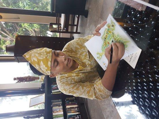 Banyan Tree Bintan: 20170330_154652_large.jpg