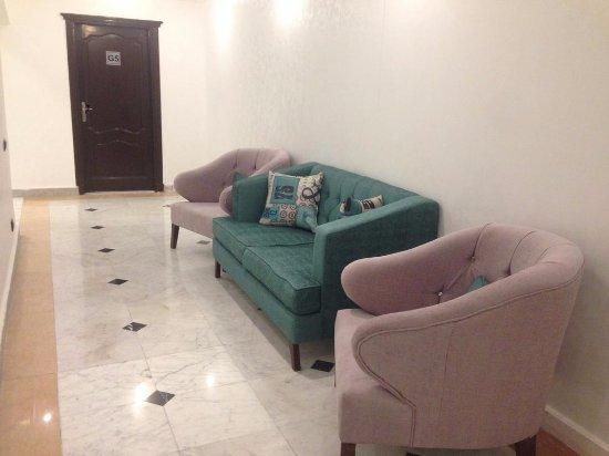 Galaxy Royal Suites Hotel Cairo