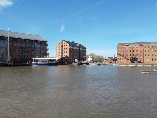 Gloucester Docks : Nice place to visit!