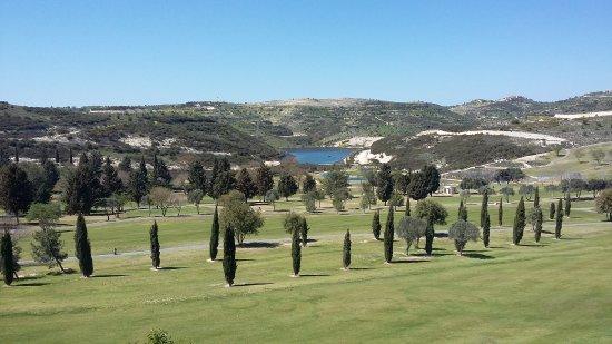 Minthis Hills Golf Club : Blick über den Platz