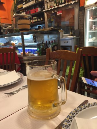 A Covelense: Nice size of beers
