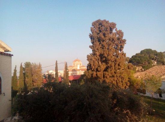Monastery Panagias Faneromenis