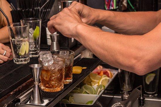 bartender bergen