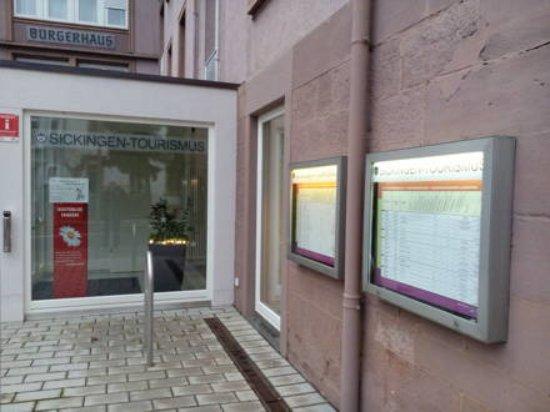 Tourist Information in Landstuhl