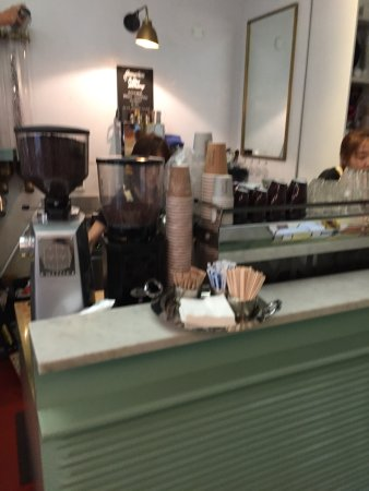 Photo of Cafe Gumption by Coffee Alchemy at Shop 11 G 412-414 George St, Sydney, Ne 2000, Australia