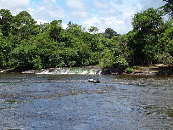 Awarradam Jungle Lodge : de Awaradam Sula