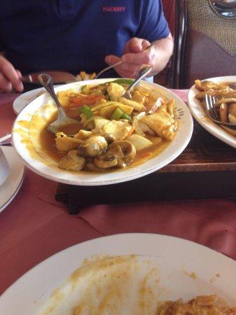 China-Restaurant Paradies