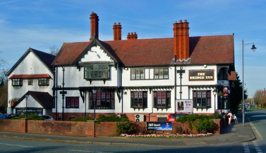Port Sunlight, UK: The Bridge Inn