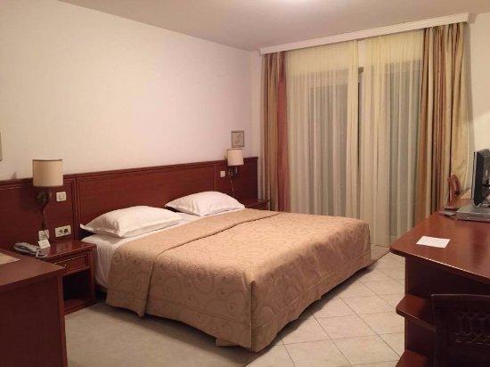 Hotel Villa Vera: Habitación