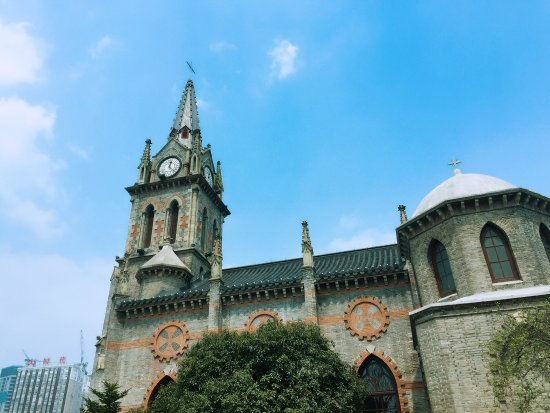 Jiangbei Catholic Church