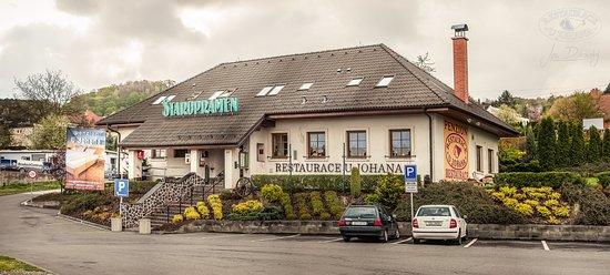 Restaurant U Johana