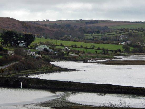 Kilbrittain, Ireland: View from the B&B