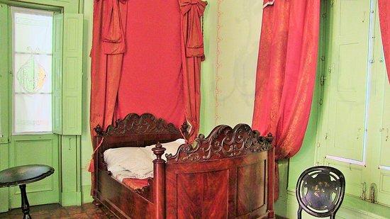 Palacio San Jose: Camera da letto