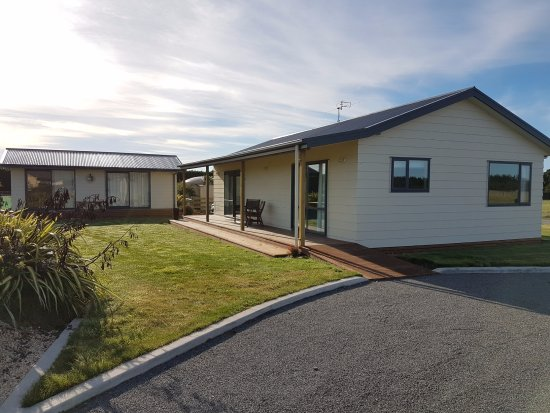 Rangiora, New Zealand: The self-contained units