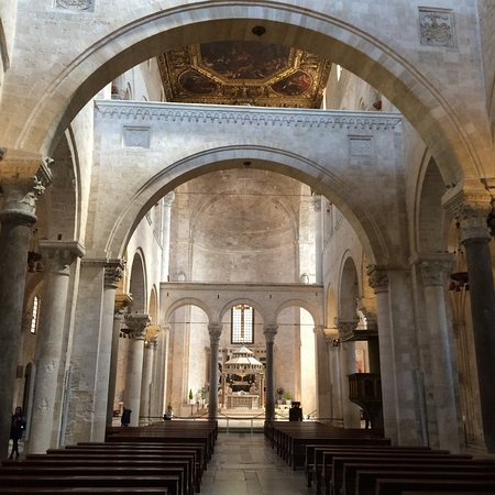Interno Basilica Picture Of Basilica San Nicola Bari