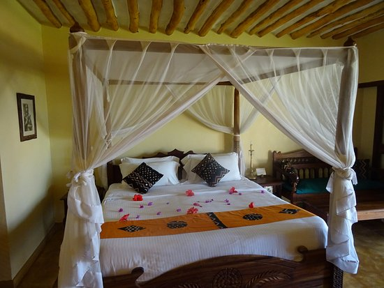 Himmelbett  Himmelbett - Picture of Neptune Pwani Beach Resort & Spa, Pwani ...