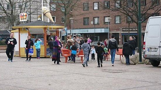 Eslöv, Σουηδία: Bom's Glassbar
