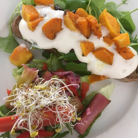Lekker eten biologisch,vega en vegan opties!