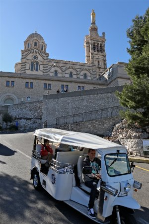 Tuk Tuk Marseille