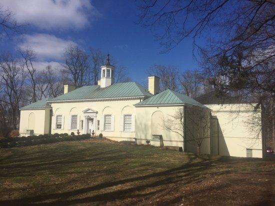 Morristown, NJ: Mount Vernon-inspired Museum
