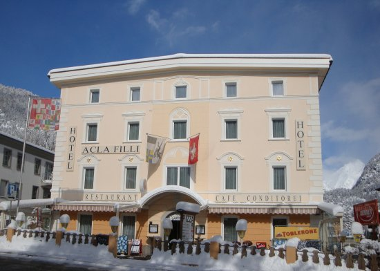 Hotel Acla-Filli Aufnahme