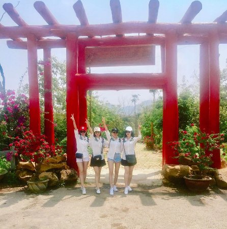 Troh Bu  Botanic Garden