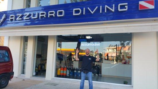 Azzurro Diving
