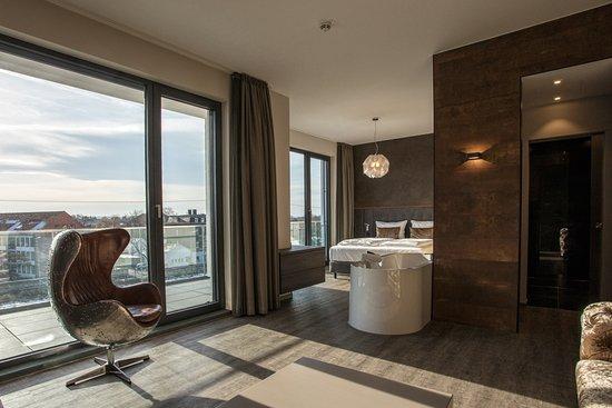 Deck 8 DesignHotel.Soest
