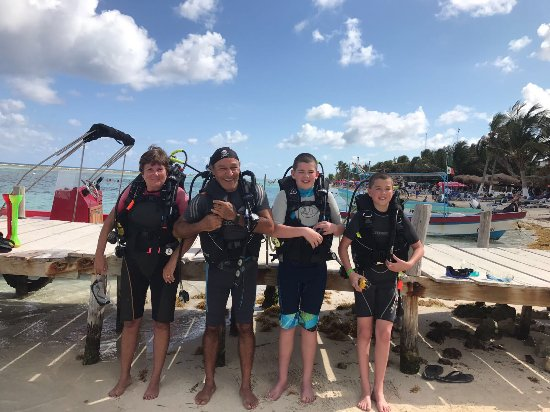 Bucaneros Del Caribe: My Grandsons ready to go!