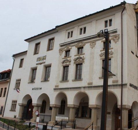 Levoca, Slowakei: Dom doppia