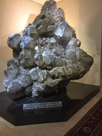 Kristall Galerie : Crystal cluster