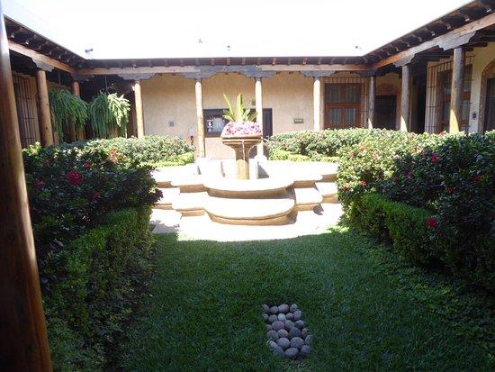 "Camino Real Antigua: One of the ""quiet"" corners"