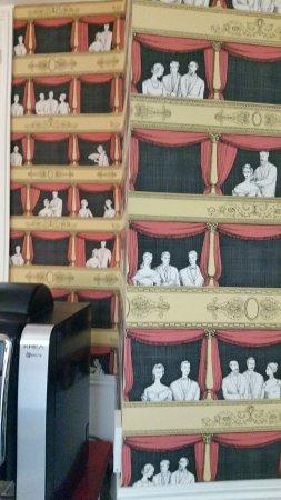 Papier Peint Que J Apprecie Picture Of Regina Boutique Hotel