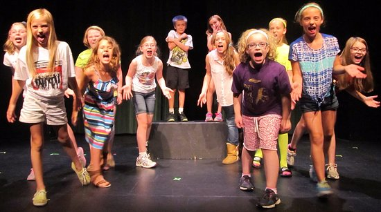 Portage, WI: Children's Theatre Workshops