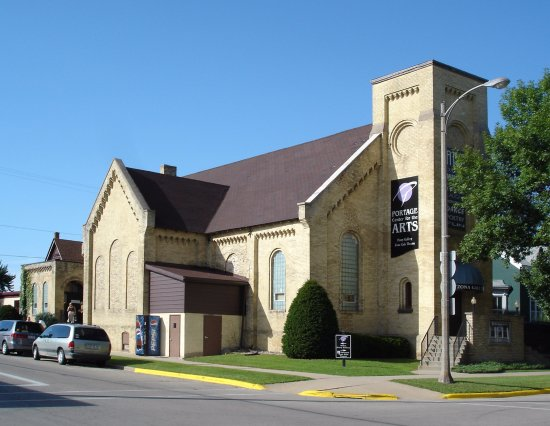 ‪Portage Center for the Arts‬