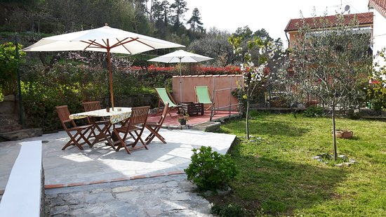 Ricco del Golfo di Spezia, Ιταλία: Solaruim giardino