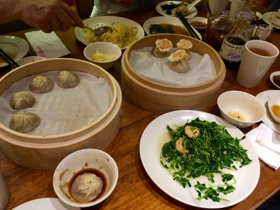 Photo of Chinese Restaurant Din Tai Fung at 252 North Bridge Road Raffles City Shopping Centre, Singapore 179103, Singapore
